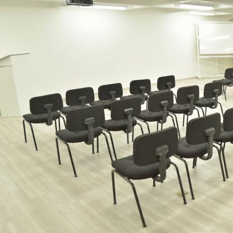 Sala de aula em formato Auditório