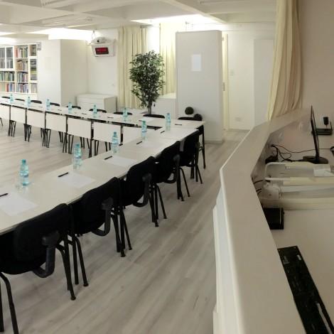 Sala de aula + Sala de apoio do professor