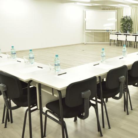 Sala de aula em formato U